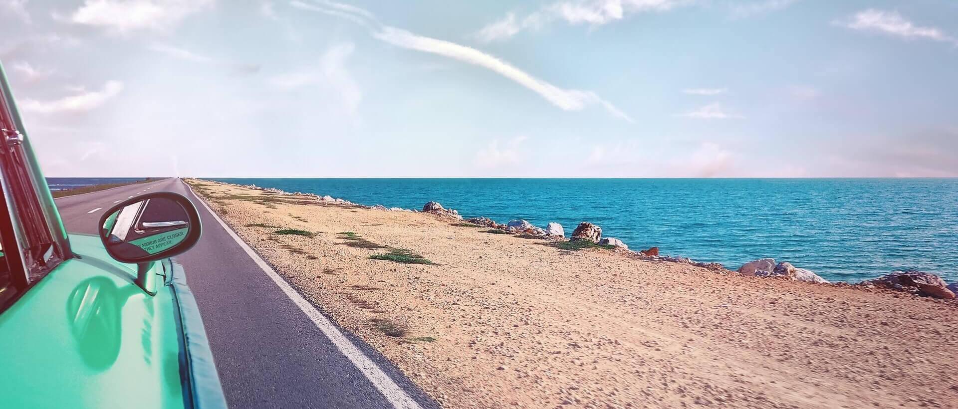 Maistros Van Transfer & Rent a car services in Paros
